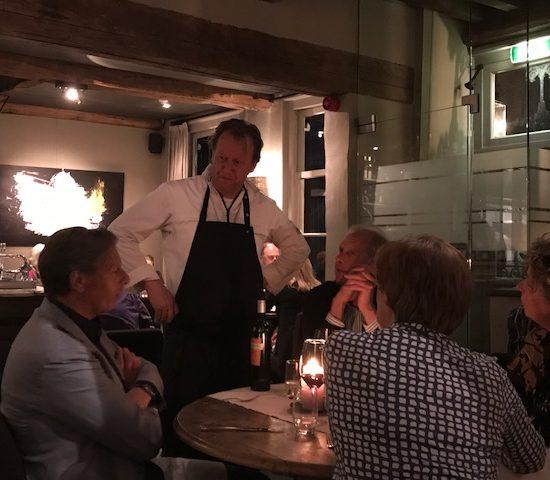 Restaurant Bij Mette in Linschoten.