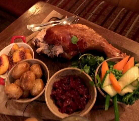 In de Cartford Inn in Little Eccleston eet je het beste van heel het Graafschap Wyre