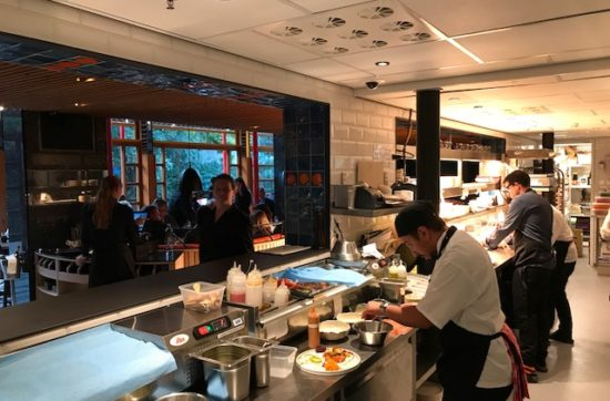 SushiSamba van Won Yip is de nieuwe hotspot in Amsterdam