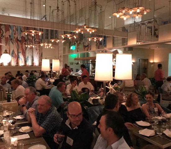 De Dutch Foodie at bij Byblos in Miami
