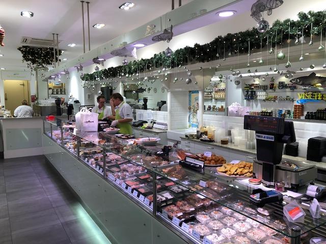 de beste viswinkel van Nederland vind je in Den Bosch