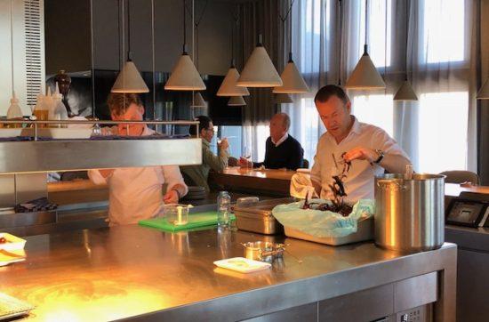 restaurant 212 in Amsterdam