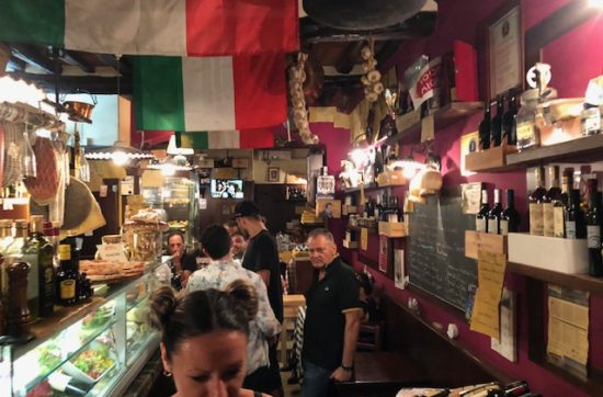 De Dutchfoodie at geweldig in Lucca