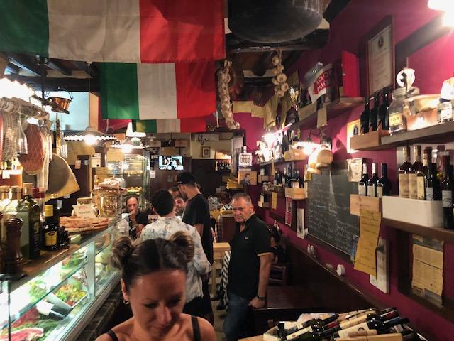 De Dutchfoodie at geweldig in Lucca