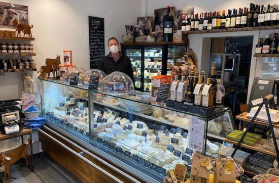 de beste kaas van de Tegernsee